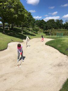 季美の森ゴルフ倶楽部 秋